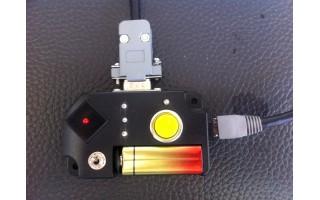 Probador de cables de integración para datafono